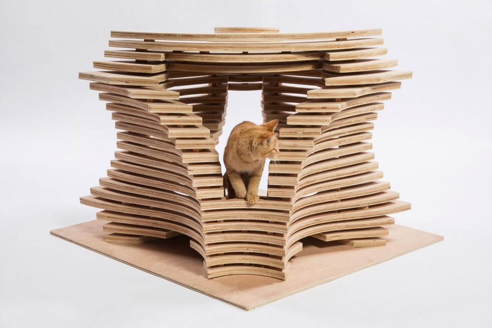 Cat Sil-Houette by CallisonRTKL