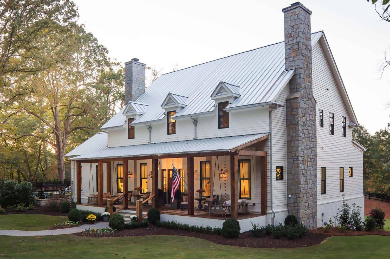 Farmhouse Style Dwelling